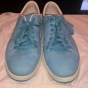 Women's Cole Haan Grandpro tennis shoes-8 blue